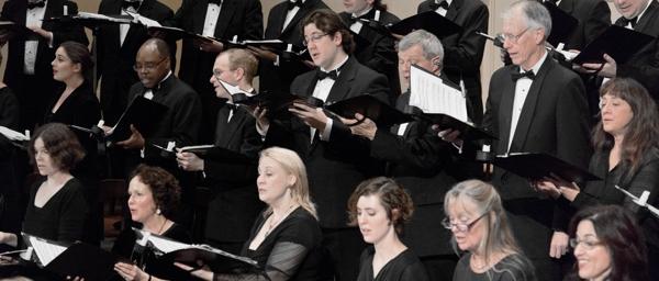 About the SF Bach Choir